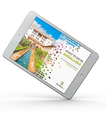 Guide sur l'Andalousie pour les appareils mobiles