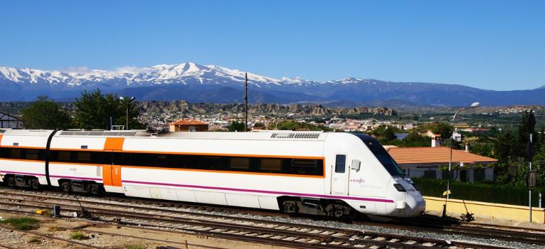 Carte Ferroviaire Andalousie.Les Transports Publics En Andalousie Comment Voyager En